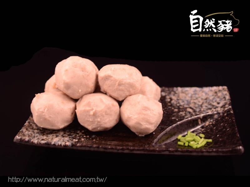 蔥香貢丸 (500g)